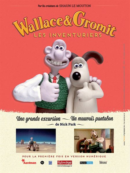 Wallace & Gromit : Les Inventuriers