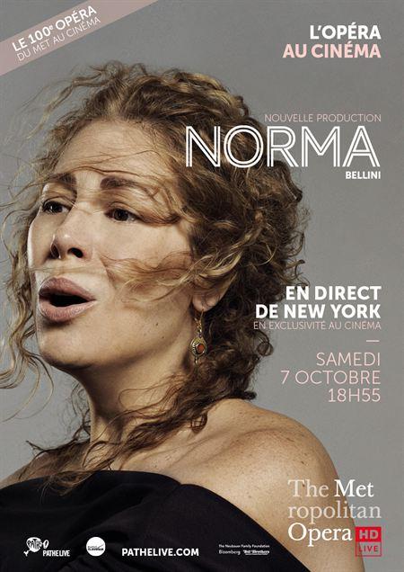 Norma (Met-Pathé Live)