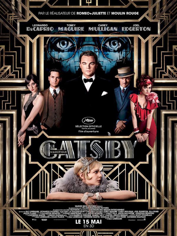 [MULTI] Gatsby le Magnifique  2013 [FRENCH CAM] [1CD]