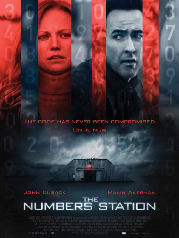 The Numbers Station [FRENCH][DVDRIP]