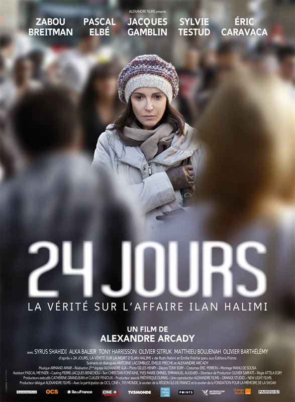 24 jours, la vérité sur l'affaire Ilan Halimi | DVDRiP | FRENCH