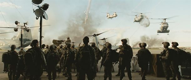 Photo - FILM - Battle: Los Angeles : 145364