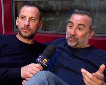 Antoine Duléry, Fred Testot, Christophe Turpin Interview : Sea, No Sex and Sun