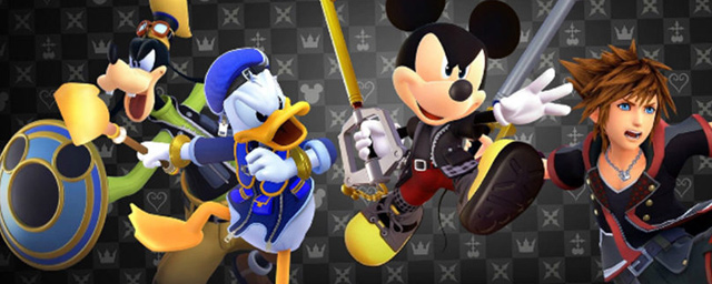 kingdom hearts iii d voile une superbe bande annonce finale news jeux vid o allocin. Black Bedroom Furniture Sets. Home Design Ideas