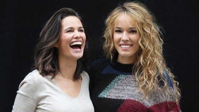 Elodie Fontan quitte la série de TF1 — Clem