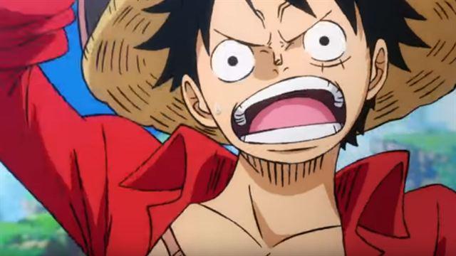 One Piece Stampede : Luffy participe au festival des pirates