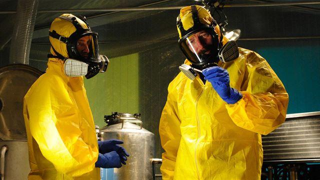 Un vrai labo de meth créé par deux professeurs d'université — Breaking Bad