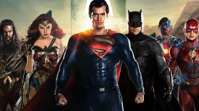 La bande-annonce officielle de Zack Snyder défonce tout — Justice League