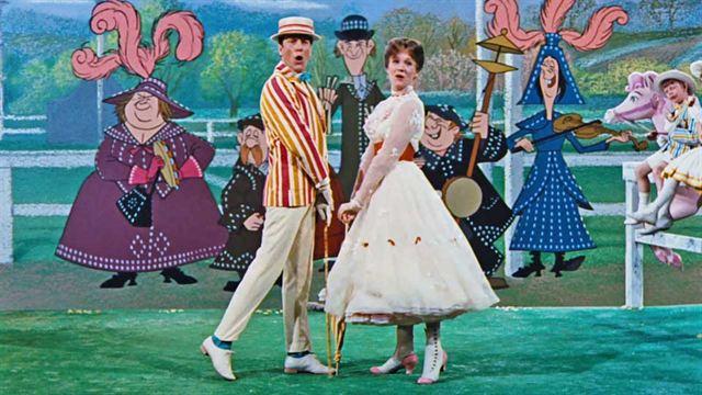 Extrem Extrait du film Mary Poppins - Mary Poppins - EXTRAIT VF  NT62