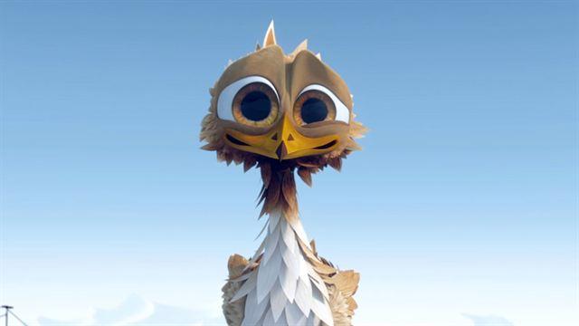 Gus petit oiseau, grand voyage Bande-annonce VF