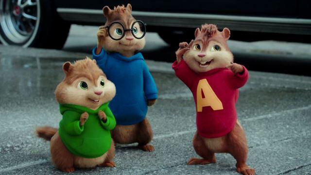 Trailer Du Film Alvin Et Les Chipmunks