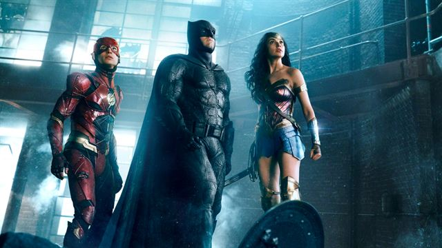 Justice League Bande-annonce VF