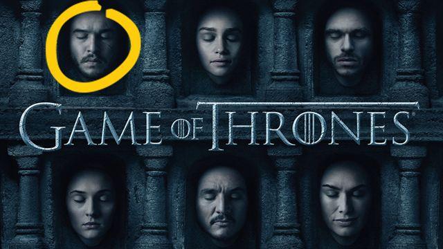 Faux Raccord N°253 - Les gaffes et erreurs de Game of Thrones S3 S4 S5 S6