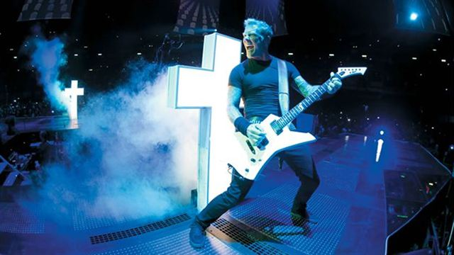 Metallica Through the Never Bande-annonce VO