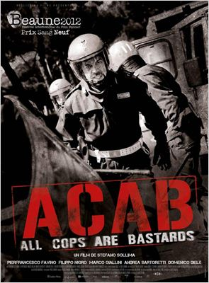A.C.A.B.: All Cops Are Bastards truefrench DVDRIP
