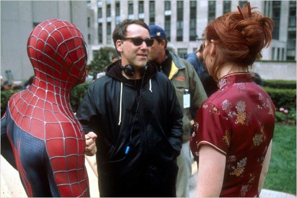 Spider-Man : photo Sam Raimi