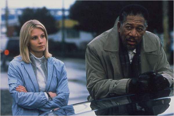 Monica Potter and morgan freeman movie