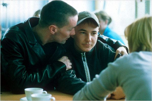 Sweet Sixteen : photo Gary McCormack, Ken Loach, Martin Compston