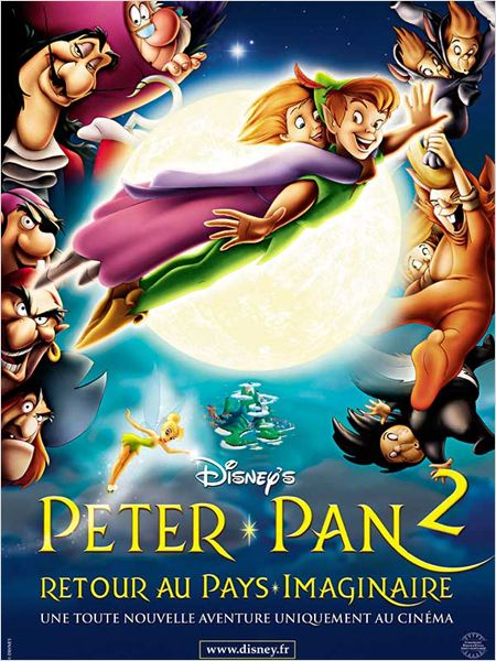 [MULTI] Peter Pan, retour au Pays Imaginaire [DVDRiP] [FRENCH] [AC3]