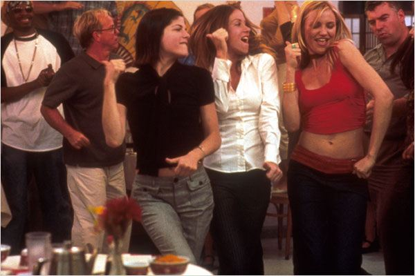 Allumeuses ! : Photo Cameron Diaz, Christina Applegate, Selma Blair