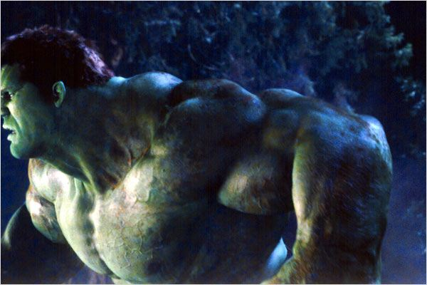 Hulk : Photo Ang Lee