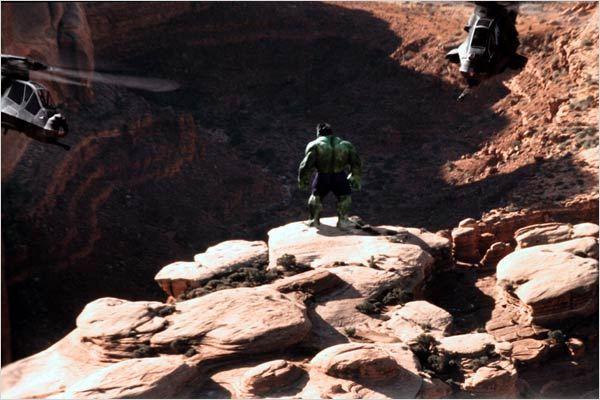 Hulk : Photo Ang Lee