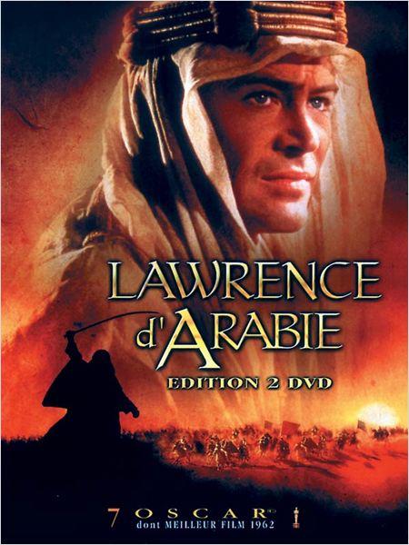 bande originale, musiques de Lawrence d'Arabie