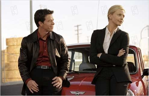 Braquage à l'italienne : photo Charlize Theron, F. Gary Gray, Mark Wahlberg