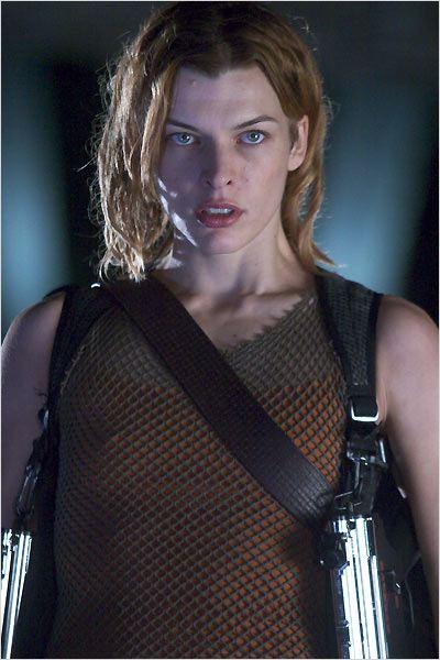 Resident Evil : Apocal... Milla Jovovich Resident Evil Apocalypse