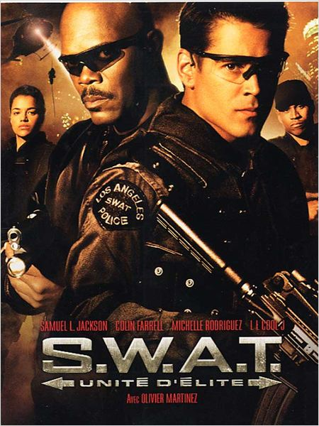 S.W.A.T. unit&#233; d&#39;&#233;lite : affiche