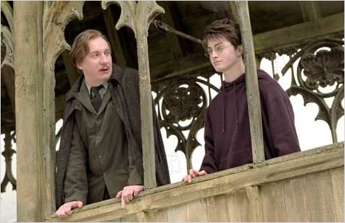 Harry Potter et le Prisonnier d'Azkaban : Photo Alfonso Cuarón, Daniel Radcliffe, David Thewlis