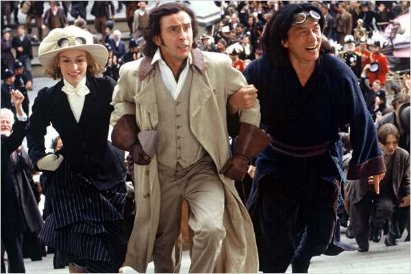Le Tour du monde en 80 jours : Photo Jackie Chan, Steve Coogan