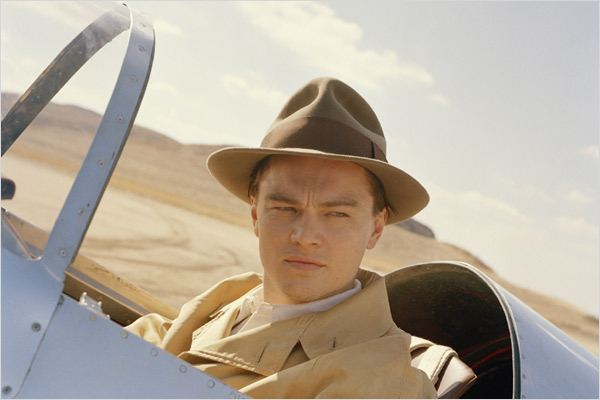 Aviator : Photo Leonardo DiCaprio, Martin Scorsese