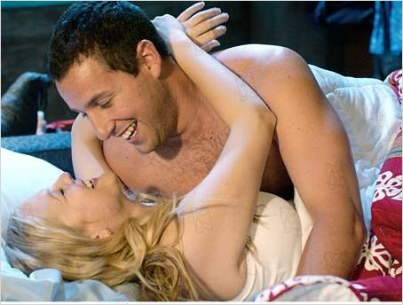 Amour et amnésie : photo Adam Sandler, Drew Barrymore, Peter Segal