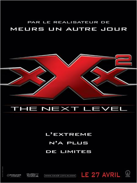 [MULTI] xXx 2 : The Next Level [DVDRiP AC3 TRUEFRENCH]