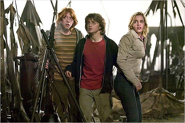 Harry Potter et la Coupe de Feu : Photo Daniel Radcliffe, Emma Watson, Mike Newell, Rupert Grint