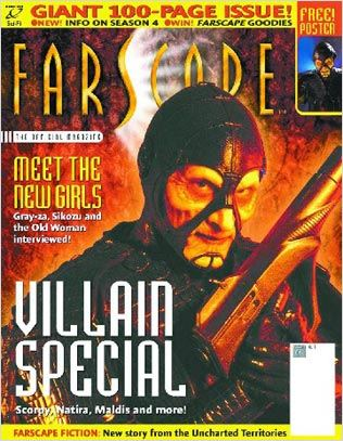 Farscape : Photo promotionnelle
