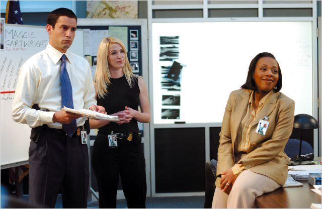 FBI : portés disparus : Photo Enrique Murciano, Marianne Jean-Baptiste, Poppy Montgomery
