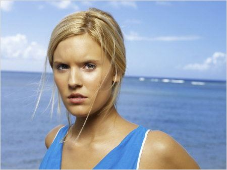 Lost, les disparus : photo Maggie Grace