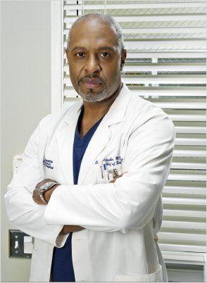 Grey's Anatomy : Photo James Pickens Jr.