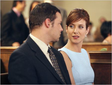 Grey&#39;s Anatomy : photo Justin Chambers, Kate Walsh