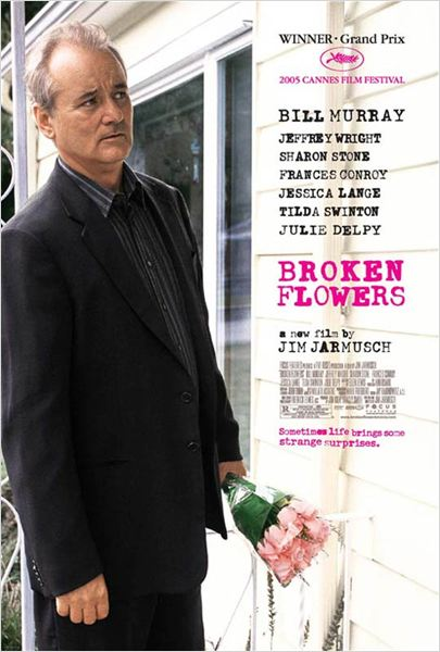 Broken Flowers : Affiche Bill Murray, Jim Jarmusch