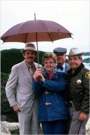 Arabesque : Photo Angela Lansbury, John Astin, Tom Bosley, William Windom