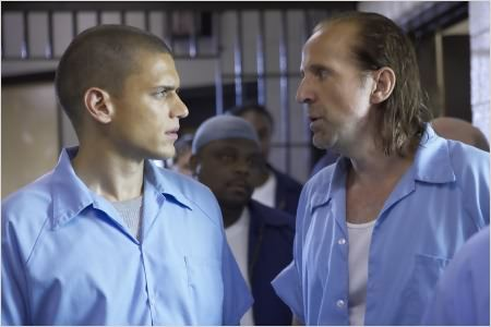 Prison Break : Photo Peter Stormare, Wentworth Miller
