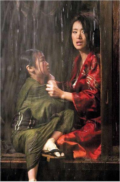 photo de gong li dans le m 233 moires d une geisha photo 23 sur 81 allocin 233