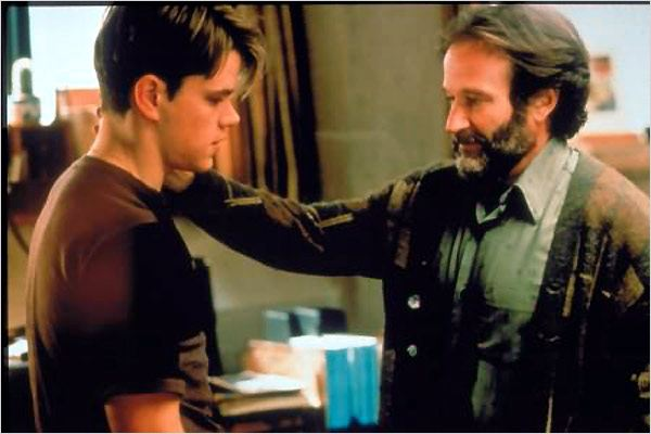 Will Hunting : Photo Gus Van Sant, Matt Damon, Robin Williams