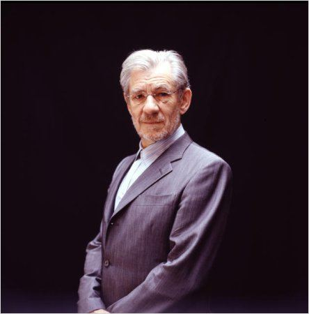 Extras : photo Ian McKellen