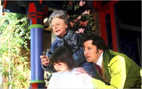 Nanny McPhee : photo Angela Lansbury, Colin Firth, Kirk Jones (II)