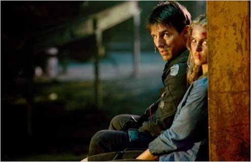 Mission: Impossible III : Photo J.J. Abrams, Keri Russell, Tom Cruise