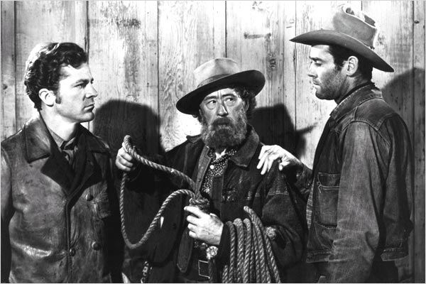 L'Etrange incident : photo Dana Andrews, Henry Fonda, William A. Wellman